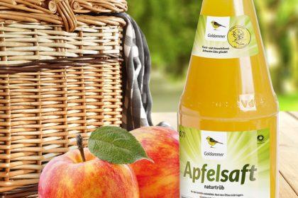 Goldammer Apfelsaft ist ausverkauft